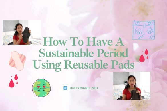 How To Have A Sustainable Period Using Reusable Pads