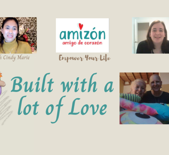 Amizón – Built With A Lot of Love